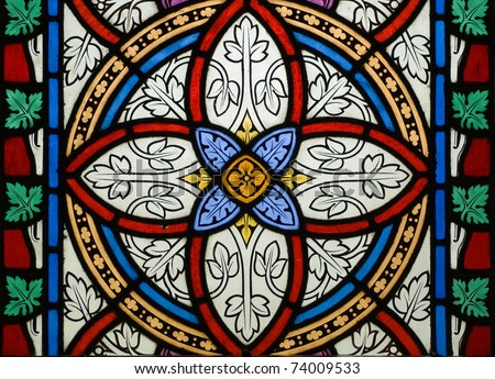 Stained glass patterns windows - free eBooks