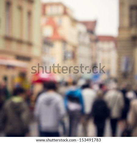 abstract people background