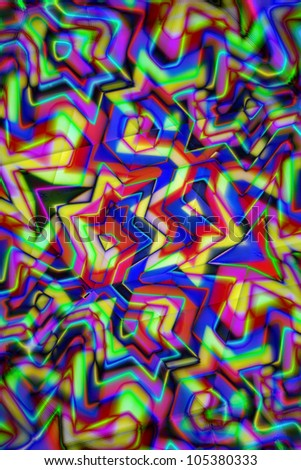 Abstract photo art. - stock photo