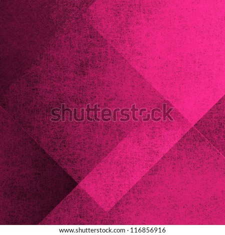 abstract pink background, black vintage grunge background texture, old distressed wallpaper layers in modern art block design layout, elegant valentines day background faded color, old pink paper