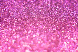 Abstract pink background. Glitter vintage lights background with lights defocused. Christmas and New Year feast bokeh background