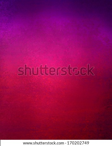 abstract pink background, red purple bright colorful background with vintage grunge background texture gradient design or warm hot background invitation or web template, blotchy paint wall canvas