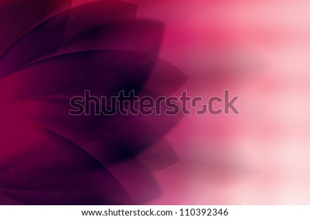 abstract pink curves background.
