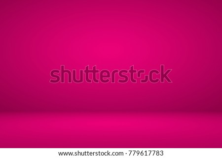 Abstract plum pink purple blue gradient background empty space studio room used for display product ad website wallpaper