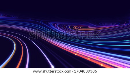 Abstract polygonal space low poly dark background with connecting dots and lines. Connection structure. Science. Futuristic polygonal background. Wallpaper. Business