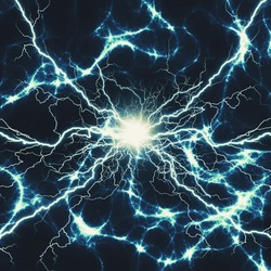 abstract power and electricity backgrounds for your design
