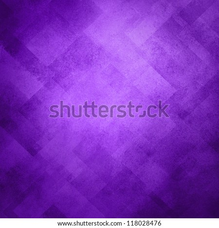 abstract purple background image pattern design on old vintage grunge background texture, purple paper diagonal block pattern with geometric shapes and line design elements, soft luxury background