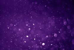 Abstract purple proton bokeh, bokeh, blur, background