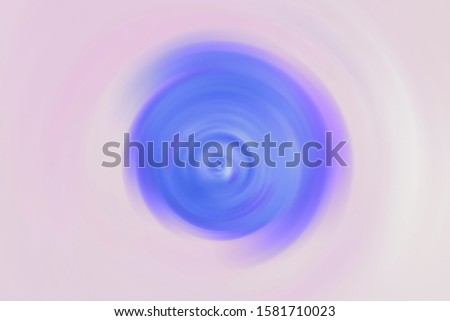 Abstract purple swirl background. Spin, spiral, rotation and swirling movement. Vortex, hole or tunnel. #1581710023