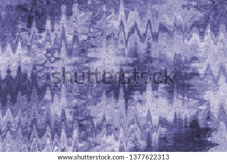 Abstract purple, violet, lilac texture in the form of a zigzag and triangles. #1377622313