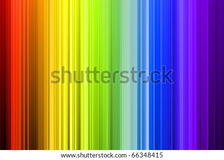 Abstract Rainbow Curtain Background