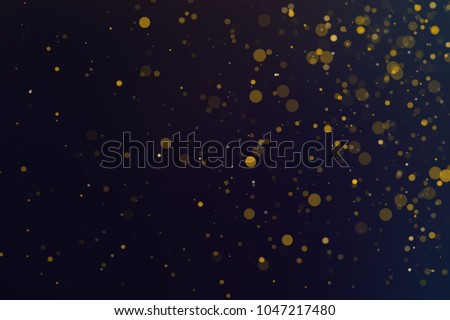 Abstract realistic bokeh background. #1047217480
