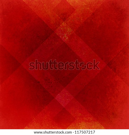 Abstract Red Background Geometric Design For Holiday Colored Brochures Christmas Backgrounds Classy Shapes