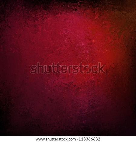 Abstract Background Red Black Abstract Red Background of