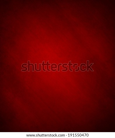 abstract red background or Christmas background with bright center spotlight and black vignette border frame with vintage grunge background texture red paper layout design colorful graphic art