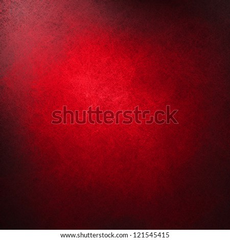 abstract red background or red paper, black vintage grunge background texture design, beautiful solid background for graphic art or website template backdrop, Christmas background, old distressed