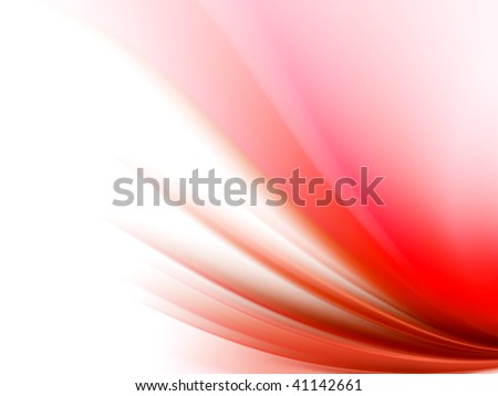 abstract red background rays