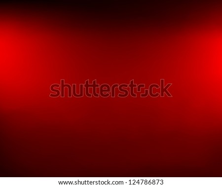 Abstract Red Background Valentines Christmas Design Layout, Red Paper, Smooth Gradient Background Texture, Business Report, Elegant Luxury Background Web Template, Brochure Ad, Wavy Black Border Wave
