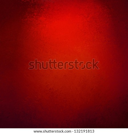 Color Vignette Background Scarlet Color Background