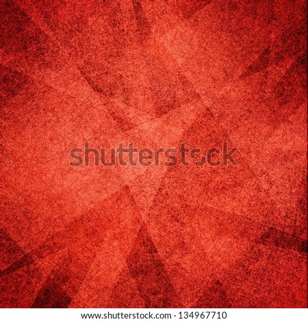 Abstract Background Red Black Abstract Red Background With
