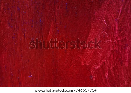 abstract red grunge texture wall