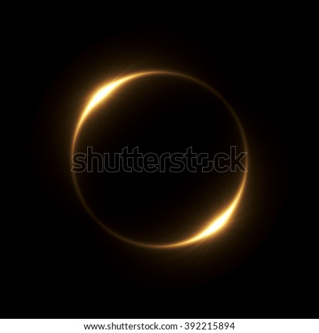 Abstract ring background with luminous swirling backdrop. Glowing spiral. The energy flow tunnel. shine round frame with light circles light effect. glowing cover. Space for your message. stock photo