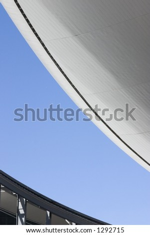 Abstract Roof in Las Vegas