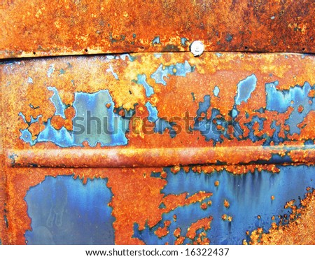 Abstract Rust