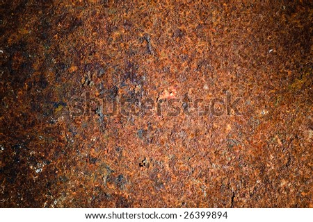 abstract rusty grunge metal background