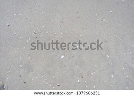 Abstract, Sand texture abstract background. Sandy beach for background. Top view. space for your text.  Too soft