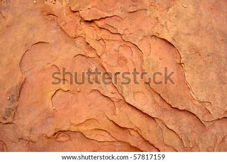 Abstract Sandstone Background