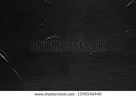 abstract scratches on black background. distressed rough grunge layer for photo editing. #1190546440