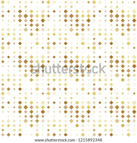 Abstract seamless pattern background with multicolored various rhombuses. #1215892348
