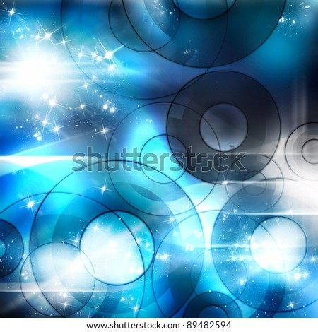Abstract shine background for design