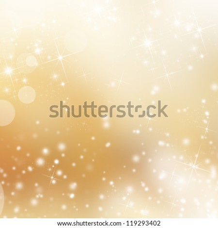 Abstract shiny golden background