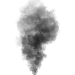 Abstract smoke and fog background texture