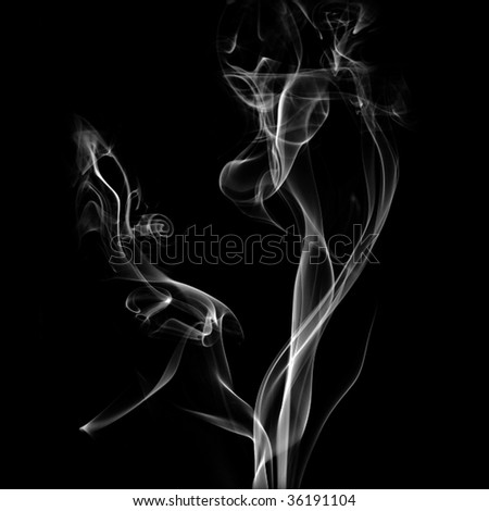 abstract smoke background close-up