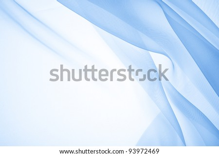 Abstract soft chiffon texture background