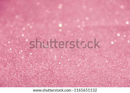 abstract sparkling lights, holiday festive background #1165651132