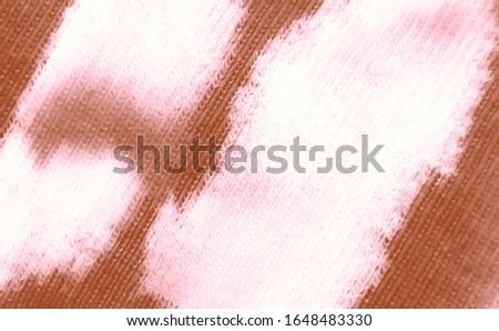 Abstract Splash.Tie Dye Batik. Brown Cream Handmade Dirty Art. Dirty Art Background. Leopard Print. Watercolor Print. Brushed Graffiti. Aquarelle Texture. Animal Tie Dye Patchwork.