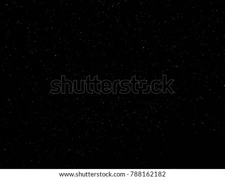 Abstract star in dark sky background. #788162182