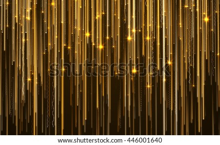 Abstract Star Light Streak Elegant  Background. #446001640
