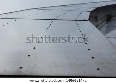 Abstract steel surface, grey background surface