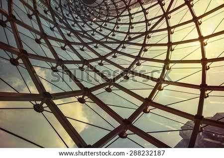 Abstract structure - Shutterstock ID 288232187