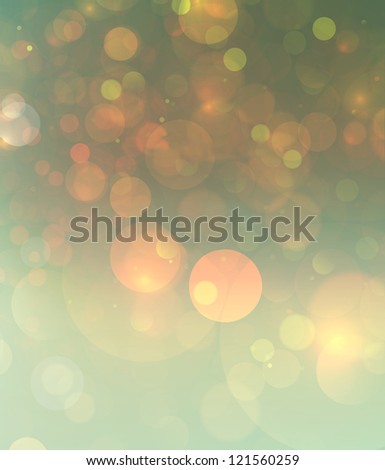 abstract stylish background with dreamy soft lights