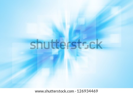 abstract stylish texture technology blue background