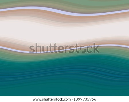 abstract teal green, light gray and gray gray color ocean waves background. can be used for wallpaper, presentation, graphic illustration or texture.