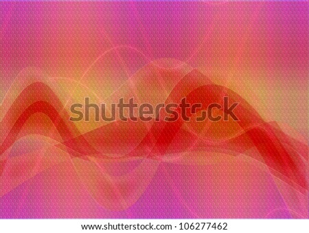 abstract techno background red colors and lights