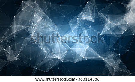 Stock Photo Abstract technology background