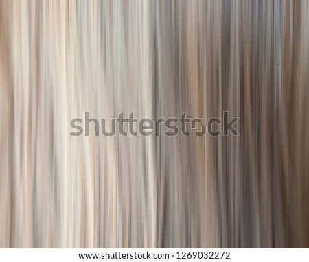 Abstract texture, color combination. Stripes in beige creamy brown and gray colors, shades and nuances. Suitable for backgrounds and printing. Pastel warm gamma blond maroon haizelnut hair inspiration Foto d'archivio ©